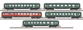 märklin 87352 Schnellzugwagen-Set DRB   Spur Z kaufen
