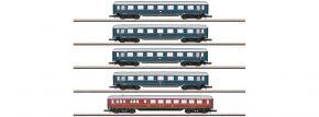 märklin 87357 Schnellzugwagen-Set 1./2. Kl. DB | Spur Z kaufen
