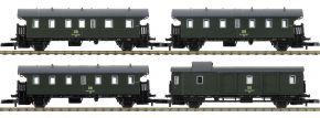 märklin 87513 Personenwagen-Set 4-tlg. DR   Spur Z kaufen