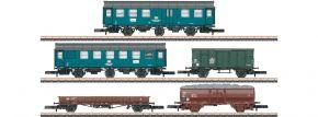 märklin 87761 Wagen-Set 5-tlg. Gleisbau DB | MHI | Spur Z kaufen