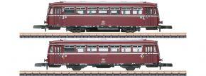märklin 88168 Schienenbus BR 796 mit Steuerwagen DB | Spur Z kaufen