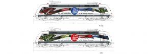 märklin 88678 E-Lok BR 101 Design & Bahn   Spur Z kaufen