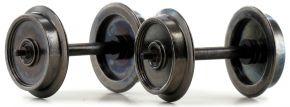 märklin E700530 Gleichstrom-Radsatz mit Zapfenlager | für 4671 | 2 Stück | Spur H0 kaufen