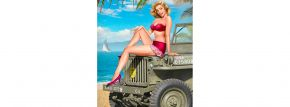 MasterBox 24006 Figur Samantha | LKW Zubehör Bausatz 1:24 kaufen