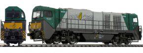 MEHANO 58910 Diesellok G2000 BB, grün   R4C   DC analog   Spur H0 kaufen