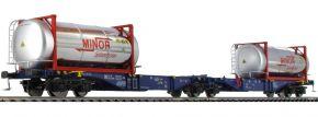 MEHANO 58956 Containerwagen Sggmrs90 Minor ERR | DC | Spur H0 kaufen