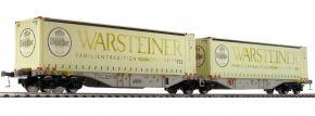 MEHANO 58959 Containerwagen Sggmrs90 Warsteiner AAE | DC | Spur H0 kaufen