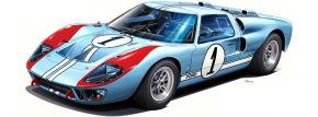 MENG RS-002 Ford GT40 Mk.II 1966 | Auto Bausatz 1:12 kaufen