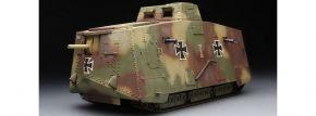 MENG TS-017 German A7V Tank (Krupp) | Panzer Bausatz 1:35 kaufen