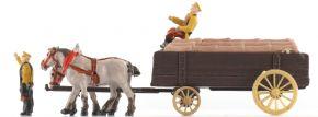 MERTEN H02470 Bauernkastenwagen mit Pferden Spur H0 kaufen