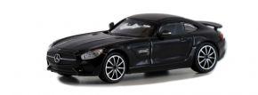 MINICHAMPS 870037120 Mercedes-AMG GTS 2015 schwarz Automodell Spur H0 kaufen
