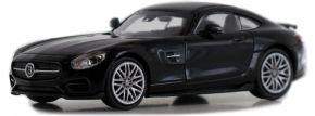MINICHAMPS 870037320 BRABUS 600 AMG GT S 2015, schwarz | Modellauto 1:87 kaufen