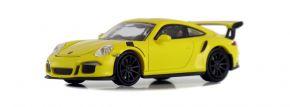 MINICHAMPS 870063222 Porsche 911 GT3 RS 2015 gelb Automodell 1:87 kaufen