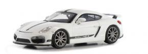 MINICHAMPS 870066120 Porsche Cayman GT4  2016 weiss Automodell 1:87 kaufen