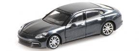 MINICHAMPS 870067100 Porsche Panamera 4S 2017 vulkangrau-metallic Automodell 1:87 kaufen