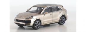 MINICHAMPS 870067200 Porsche Cayenne Turbo 2017 champagner-metallic Automodell 1:87 kaufen