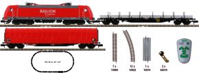 MINITRIX 11145 Startpackung BR 185 Güterzug DB AG | DCC | Spur N kaufen