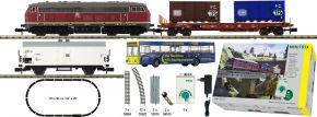 MINITRIX 11146 Startset BR 216 Güterzug DB | DC analog | Spur N kaufen