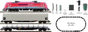 MINITRIX 11149 Digital-Startpackung E-Lok Rh 483 mit Güterzug | DCC | Spur N kaufen