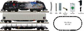 MINITRIX 11154 Startpackung E-Lok Taurus mit Güterzug | analog | Spur N kaufen