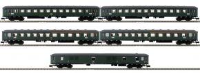 MINITRIX 15219 Schnellzugwagen-Set D 360 DB | Spur N kaufen