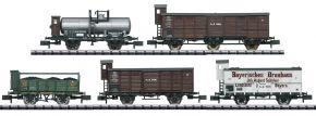 MINITRIX 15284 Güterwagen-Set Pfalz   Spur N kaufen