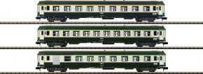MINITRIX 15372 Schnellzugwagen-Set Orient-Express SNCF | Spur N kaufen