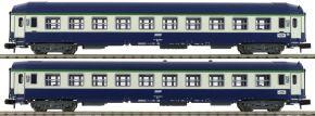 MINITRIX 15373 Schnellzugwagen-Set Orient-Express SNCF | Spur N kaufen
