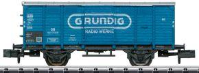 MINITRIX 15397 Gedeckter Güterwagen Gr 20 Grundig DB    Spur N kaufen