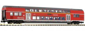 MINITRIX 15412 Doppelstockwagen 1./2.Kl. DABpza 785.1 Service DB AG | Spur N kaufen