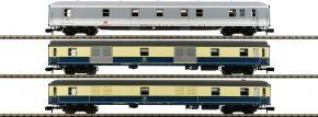 MINITRIX 15424 Wagen-Set 3-tlg. ExprD 14117 DB | Spur N kaufen
