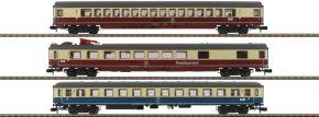 MINITRIX 15459 Schnellzugwagen-Set IC 611 Teil 1 DB | Spur N kaufen