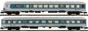 MINITRIX 15467 Personenwagen-Set Regionalbahn DB | DCC | Spur N kaufen