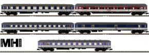 MINITRIX 15473 Schnellzugwagen-Set D 730 DB | MHI | Spur N kaufen