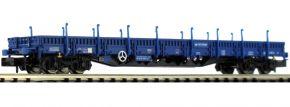 MINITRIX 15487 Niederbordwagen Res PKP | Spur N kaufen