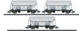 MINITRIX 15511 3-tlg. Set Seitenentladewagen NS   Spur N kaufen