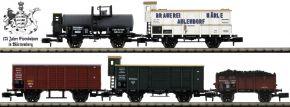 MINITRIX 15534 Güterwagen-Set 175 Jahre K.W.St.B. | Spur N kaufen
