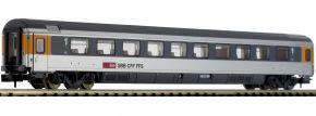 MINITRIX 15652 Schnellzugwagen 1.Kl. Apm SBB | Spur N kaufen