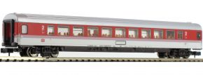 MINITRIX 15683 Großraumwagen 2.Kl. Bpmz 291.3 EC 40 Molière DB | Spur N kaufen