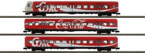 MINITRIX 15708 Personenwagen-Set S-Bahn DB | DCC | Spur N kaufen