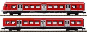 MINITRIX 15890 Personenwagen-Set 2-tlg. S-Bahn DB Regio | Spur N kaufen