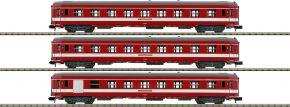 MINITRIX 15950 Schnellzugwagen-Set 3-tlg. Le Capitole SNCF | Spur N kaufen
