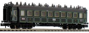 MINITRIX 15970 Schnellzugwagen 3.Kl. CCü K.Bay.Sts.B. | Spur N kaufen