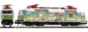 MINITRIX 16025 E-Lok BR 120 DB AG | Kunstlok Weihnachten | Spur N kaufen