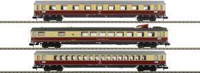 MINITRIX 18214 Schnellzugwagen-Set 3-tlg. IC 142 DB | Spur N kaufen