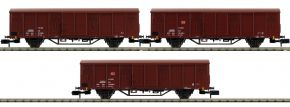 MINITRIX 18901 Güterwagen-Set Gbs 258 DB AG | Spur N kaufen