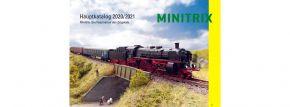 MINITRIX 19852 Haupkatalog 2020/2021 | Spur N | Deutsch kaufen