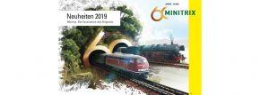 TRIX 331061 MINITRIX Neuheitenprospekt 2019 | deutsch | GRATIS kaufen