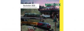 MINITRIX 345399 Neuheitenprospekt 2020 | deutsch | GRATIS kaufen
