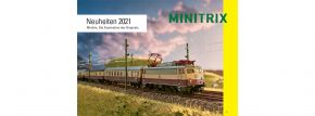 MINITRIX 358275 Neuheitenprospekt 2021 | deutsch | GRATIS kaufen